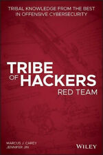Tribe of Hackers Red Team | Buch | Gut