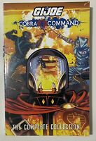 G.I. Joe Cobra Command TPB Complete Collection IDW 2013 Softcover Graphic Novel