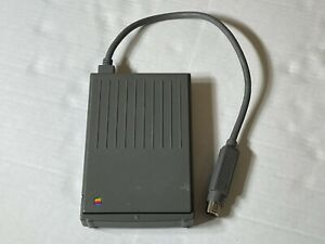 Apple Macintosh HDI-20 External 1.4MB Floppy Disk Drive Japan Made