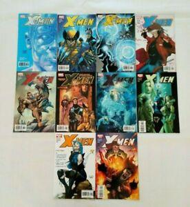 X-MEN MARVEL COMIC JOBLOT/BUNDLE X 10 (2004-2005)