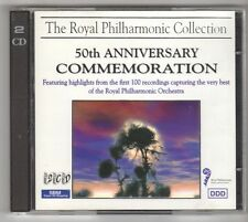 (GL704) The Royal Philharmonic Collection, 50th Anniversary - 1997 double CD