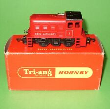 Tri-ang Hornby / R.253 0-4-0 Dock Shunter / Boxed