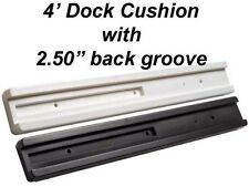 "4' Boat Dock Cushion Bumper Fits 2.5"" Surface BM4-2.5"