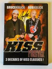 DVD - BRUCE KULICK - KISS FOREVER - AUTOGRAPHED BY BRUCE KULICK - V635903