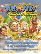 Brasil! Lingua e Cultura Writing and Language Laboratory Manual : Caderno de...