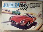 Original Scalextric Super 1/24 3 Lane 200 Boxed Set Mini Model Jaguar/Alfa Romeo