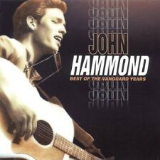 John Hammond Jr. - Best of the Vanguard Years [New CD] UK - Import