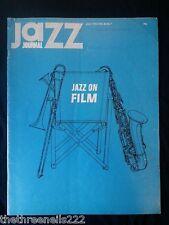 JAZZ JOURNAL - JULY 1973 - JAZZ ON FILM