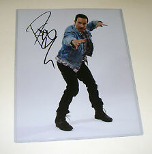 Actor Comic Pauly Shore Signed 11x14 COA The Weasel FREE SHIPPING