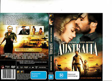 Australia-2008-Nicole Kidman-Movie-DVD