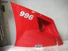DUCATI 996 1997 LH MID PANEL GENUINE SMALL CRACK  8D394