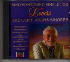 (CR495) Sing Something Simple For Lovers, Cliff Adams Singers - 1993 CD