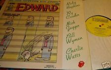 ROLLING STONES- JAMMING WITH EDWARD LP -GERMANY--- K@@L
