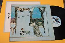 GENESIS LP TRESPASS CHARISMA VIRGIN VKPL 0057 TOP EX++ GATEFOLD COVER+INSERTO