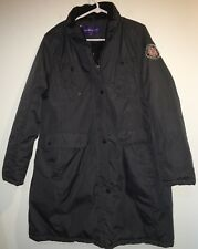 Madden Girl Long Gray Puffer Coat Size XL Winter Trench Pockets