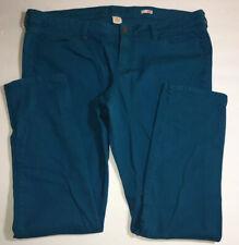 Teal Arizona Super Skinny Stretch Jeans Jr Size 19