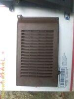 1✯Brown Speaker Cover Dash Panel Passenger 84-88 Toyota Pickup 89 4Runner Truck✯