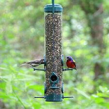 Garden Song Wild Bird Feeder Hanging Seed Outdoor Squirrel Proof Wildlife New