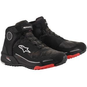 Alpinestars Road Touring Commuter CRX Drystar Black Camo Riding Shoes
