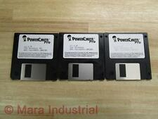 Powerchute Pro 991-0029A Software Disk Set - Used
