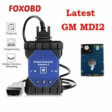 GM MDI2 Diagnostic 2019.4 GDS2 Tech2 for Vauxhall Opel Buick For Chevrolet + HDD