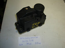 Mercedes-Benz W124 300E W126 560SEL central locking vacuum pump 000 800 11 48