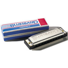Hohner 1501 Blues Band Harmonica - C
