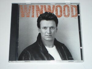 Steve Winwood Roll With It CD Album Holland 1988