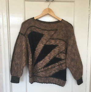 Womens 80's 90's Vintage Jumper. Size 10. In Excellent Condition.