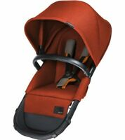Cybex Priam 2-in-1 Light Stroller Seat (Seat Only)  Autumn Gold/Denim/Burnt Red