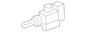 Genuine GM Door Lock Actuator Motor 22071946