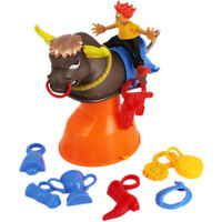 Raging Bucking Bull Rodeo Buckaroo Balance Fun Family Focus Childrens Game 01012
