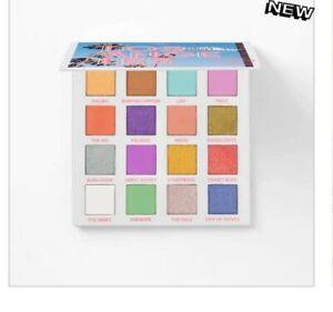 Bh cosmetics 16 Color Shadow Palette LOSANGELES