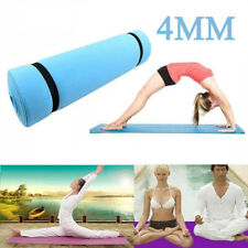 4mm 173x61cm EVA Mat Exercise Yoga Fitness Pilates Thick Comfort Pad Mat