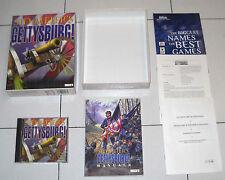 Gioco Pc Cd Sid Meier's GETTYSBURG – BOX ITA 1 ed 1997 American Civil War