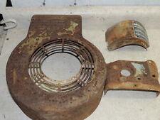 Briggs & Stratton 9R6 220001 Blower Housing w/ Shrouds & Heat Shield, Data Plate