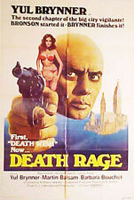 """A retired hit man takes one last job to avenge his brother's murder """"DEATH RAGE"""""""
