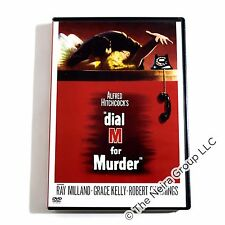 Dial M for Murder DVD New Ray Milland Grace Kelly Robert Cummings