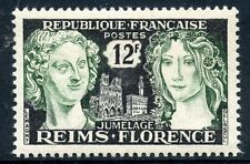 STAMP / TIMBRE FRANCE NEUF N° 1061 ** JUMELAGE REIMS FLORENCE
