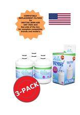 (3-pack) Zuma Refrigerator Water Filter For Maytag Jenn-air UKF7003AXX UKF7001AX