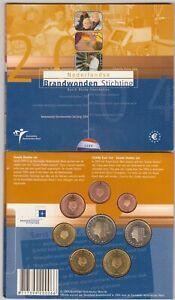 """OLANDA PAYS-BAS 2004 """"Fondo nazionale per Ustionati"""" 8 monete"""