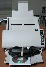 Used Fujitsu fi 6110 Scanner with warranty - Around 1,500 total scans