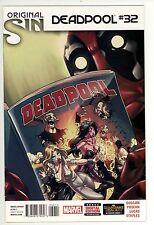 Deadpool 32, 33, 34 & 35 - High Grade Comics - 9.6 NM+