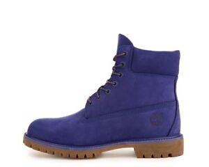 TIMBERLAND Men's Premium 6 inch Classic BOOTS TB0A1P5U Violet haze Waterbuck