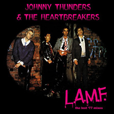 JOHNNY THUNDERS &...-L. A. M. F.-LOST 77...-IMPORT MINI LP CD WITH JAPAN OBI H14