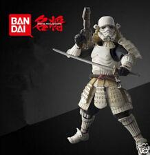 "Movie Realization Star Wars Samurai Ashigaru Stormtrooper armor Action Figure 7"""