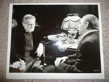 The Devil Doll ORG 1936 Re-Strike 8x10 Black & White Vintage Lionel Barrymore