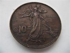 Regno d'Italia - Vitt.Eman.III 10 CENTESIMI 1911 CINQUANTENARIO