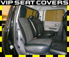 Clazzio 712011blk Black Leather Front Row Seat Cover for Jeep Wrangler 2 Door