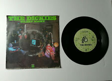 "The Dickies - Silent Night 7"" Single Vinyl Record"